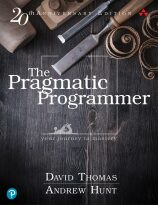 Pragmatic Programmer Book cover